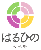 はるひのロゴ